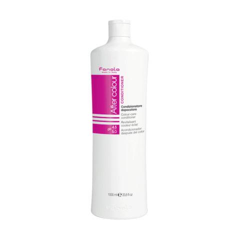 Fanola After Colour Après - Shampooing Pour Les Cheveux Colorés 1000ml