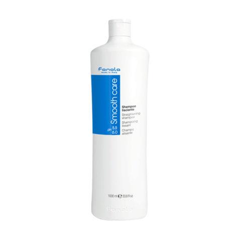 Fanola Smooth Care Shampooing Pour Cheveux Crépus 1000ml