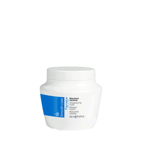 Fanola Smooth Care Masque Pour Cheveux Crépus 500ml