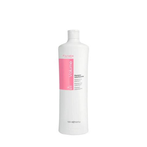 Fanola Shampooing Volume Pour les Cheveux Fins 1000ml