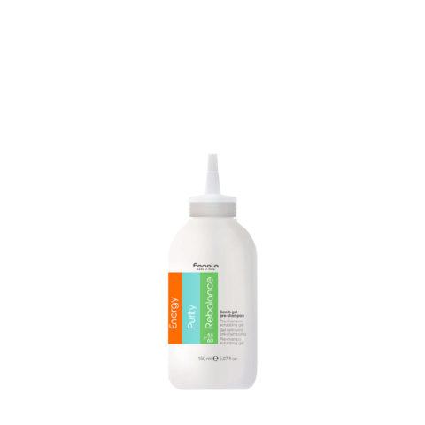 Fanola Scrub Gel Pre Shampoing 150ml