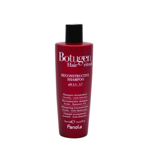 Fanola Botolife Shampooing Pour Les Cheveux Abimés 300ml