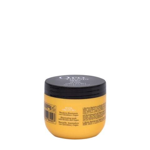 Fanola Oro Therapy Oro Puro Masque pour tous types de cheveux 300ml