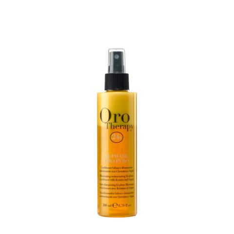 Fanola Oro Therapy Oro Puro Bi Phase 200ml