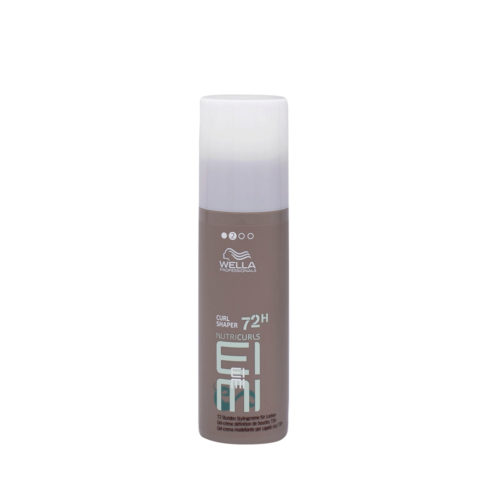 Wella EIMI Nutricurls Curl Shaper Gel Modelage boucles 150ml