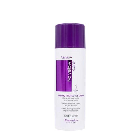 Fanola Crème de protection thermique pour cheveux blonds 150ml