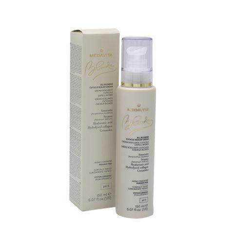 Medavita Blondie Crème Hydratante Pour Cheveux Blonds épais 150ml
