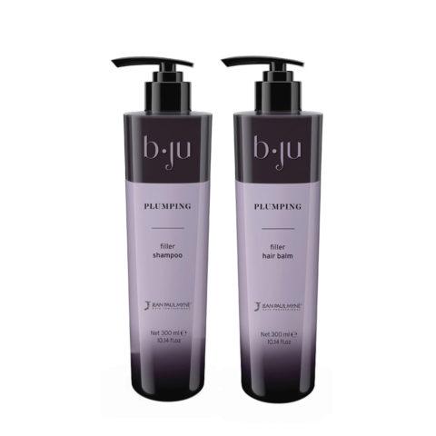 Jean Paul Mynè b ju Plumping Shampooing Cheveux Fins 300ml Masque 300ml