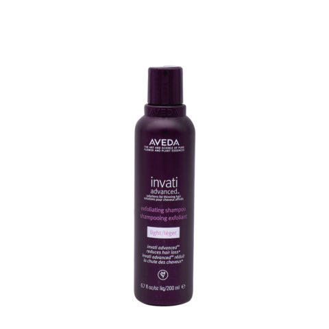 Aveda Invati Advanced Shampooing Exfoliante Cheveux Fins 200ml