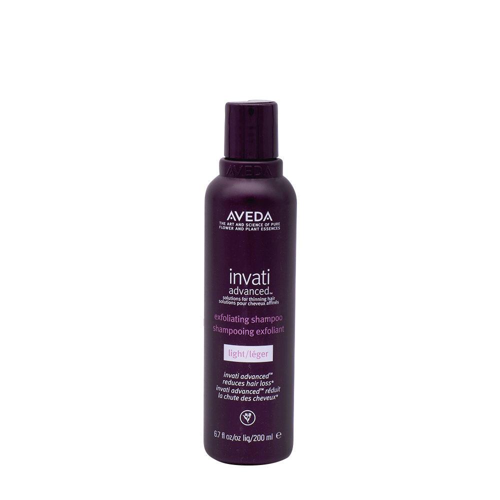 Aveda Invati Advanced Shampooing Exfoliante Cheveux Fins 200ml