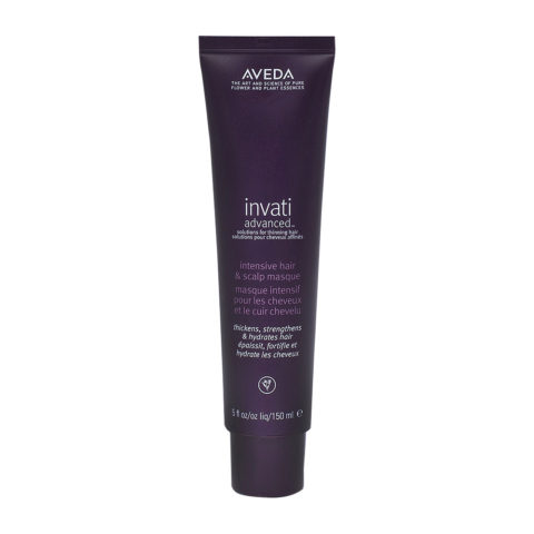 Aveda Invati Advanced Masque Anti Chute Cheveux Et Cuir Chevelu 150ml