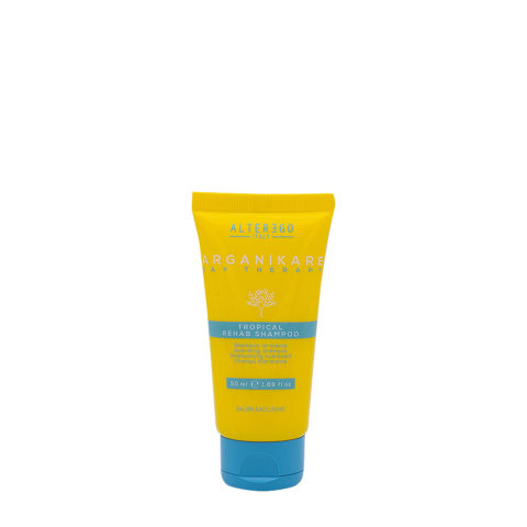 Alterego Tropical Rehab Shampooing Hydratant Après Soleil 50ml