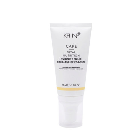 Keune Care Line Vital Nutrition Porosity Filler 50ml - crème concentrée nutritive