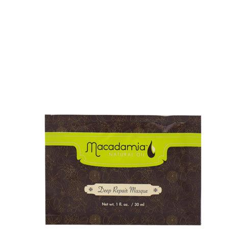 Macadamia Deep repair masque 30ml - Masque reconstructeur intensif