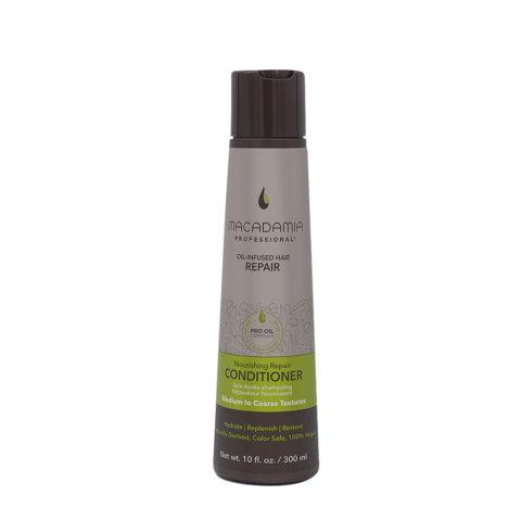 Macadamia Nourishing Repair  Revitalisant pour cheveux secs et abîmés 300ml