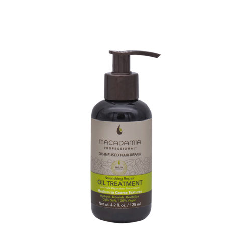 Macadamia Nourishing Oil treatment 125ml - Soin en huile hydratant et nutritif