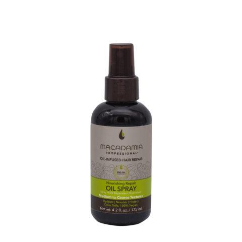 Macadamia Nourishing Repair Huile en spray hydratante pour cheveux abîmés 125 ml
