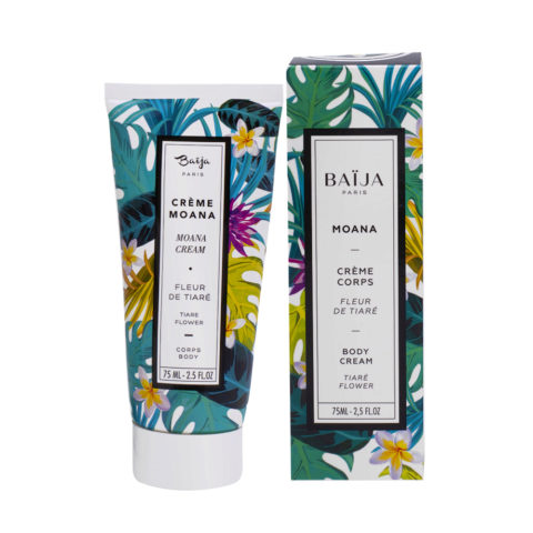 Baija Paris Crème pour le corps à la fleur de tiaré 75ml
