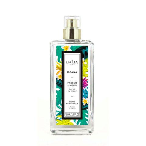 Baija Paris Parfum d'ambiance en vaporisateur de fleur de tiaré 100ml