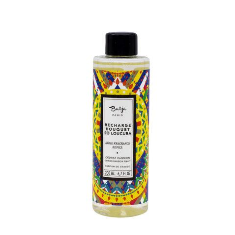 Baija Paris Recharge Fragrances Ambienti au Cèdre et Fruit de la Passion 200ml