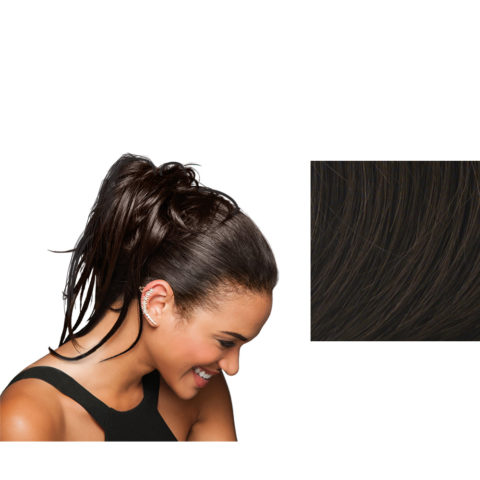 Hairdo Trendy Do Élastique Cheveux Marron foncé