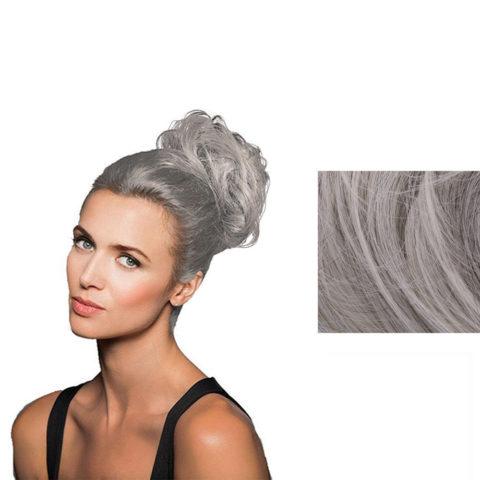 Hairdo Fancy Do Élastique Cheveux Gris clair avec stries