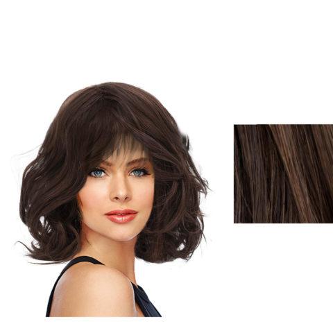 Hairdo On The Edge Perruque noisette marron clair