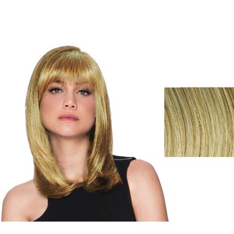 Hairdo Perruque longue blonde claire avec racine brune
