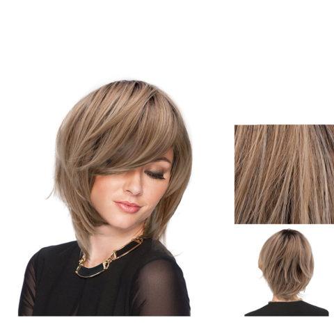 Hairdo Sleek & Chic Perruque blonde claire avec racine brune