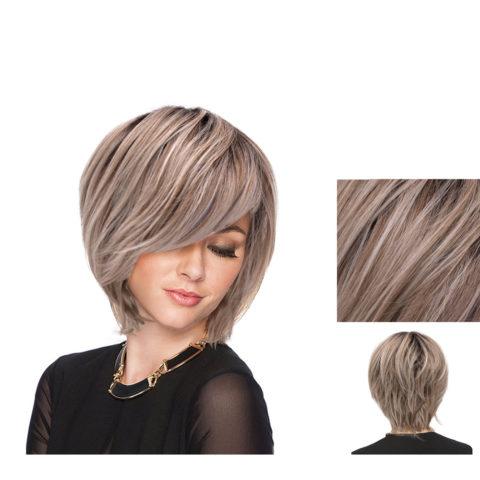 Hairdo Sleek & Chic Perruque blonde cendrée claire avec racine brune