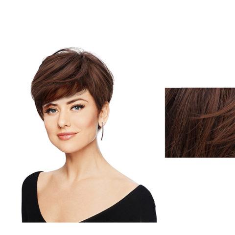 Hairdo Perfect Pixie Brun rubis moyen