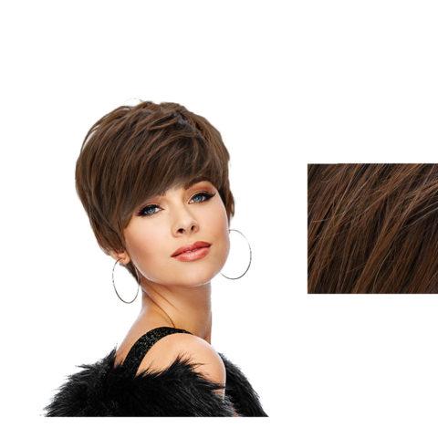 Hairdo Sweet Pixie Perruque marron noisette moyenne