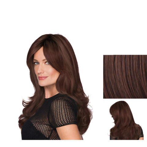Hairdo Lenght & Volume Perruque marron rubis moyen