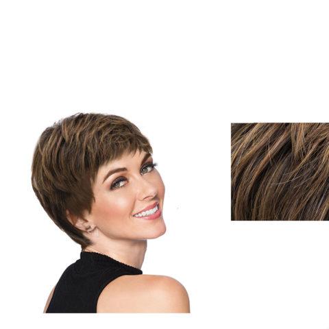 Hairdo Textured Cut Perruque marron noisette moyenne