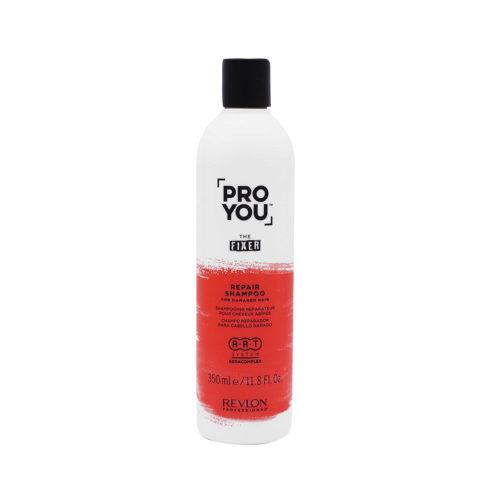 Revlon Pro You The Fixer Shampooing pour cheveux abîmés 350ml