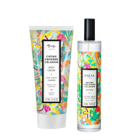 Baija Paris Kit Body Cream 75ml e Body Water Parfume 100ml