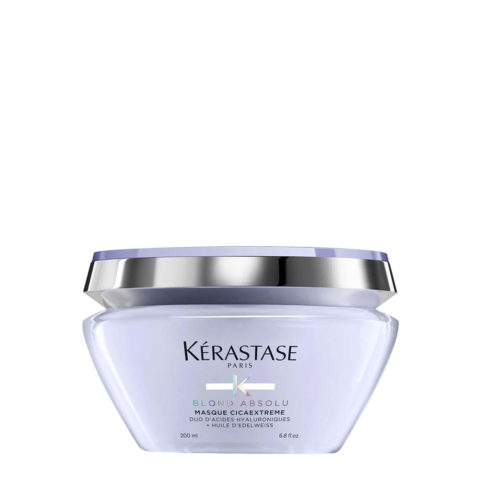 Kerastase Blond Absolu Masque Cicaextreme Reconstructeur Cheveux blonds 200ml