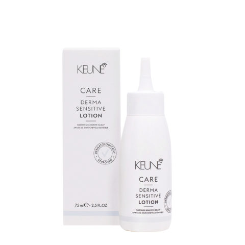 Keune Derma Sensitive Lotion Apaisante pour Cuir Chevelu Sensible 75 ml