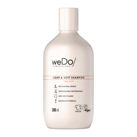 weDo Light & Soft Shampooing sans sulfate pour cheveux fins 300 ml