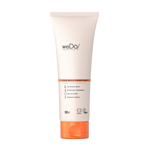 weDo Rich & Repair Après - Shampooing Nourrissant Pour Cheveux Crépus et très Abîmés 250ml