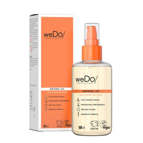 weDo Natural Oil Huile Parfumée Corps Et Cheveux 100ml