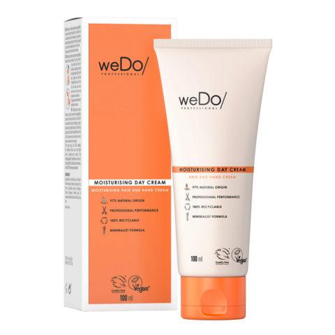 weDo Moisturising Day Cream Crème Hydratante Cheveux et Mains 90ml