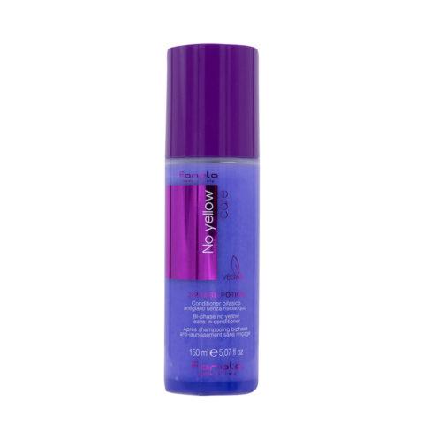 Fanola No Yellow Après-shampooing spray anti-jaunissement sans rinçage 150ml