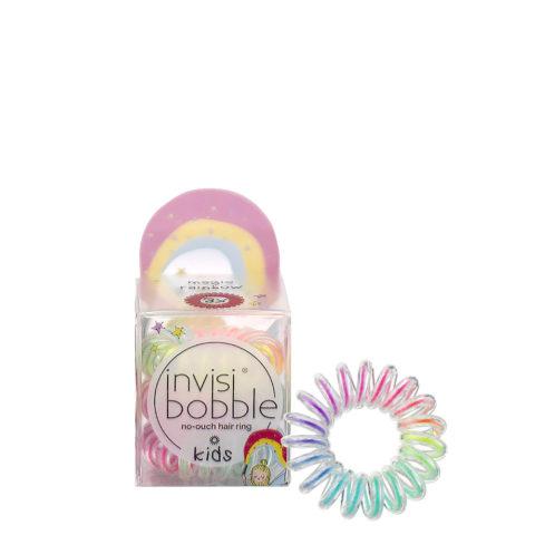 Invisibobble Kids élastique arc-en-ciel pour les cheveux des enfants