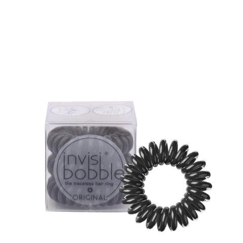 Invisibobble Original élastique pour cheveux noirs
