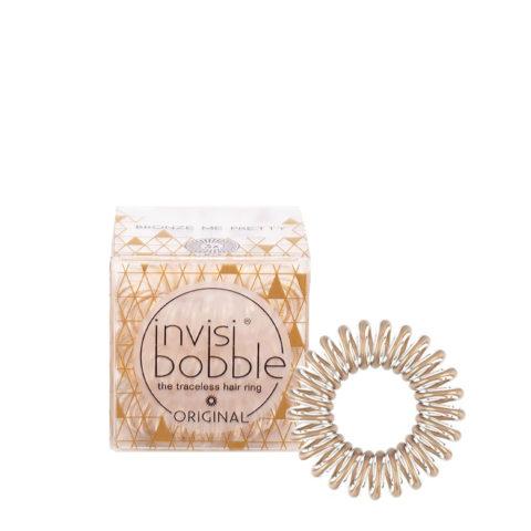 Invisibobble Original élastique Cheveux bronze
