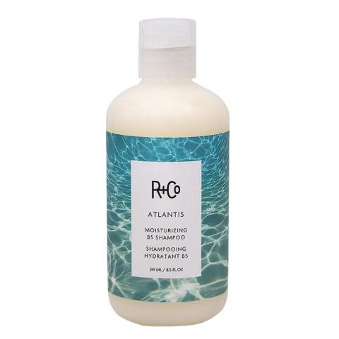 R   Co Atlantis Shampooing Hydratant pour Cheveux Secs 241ml