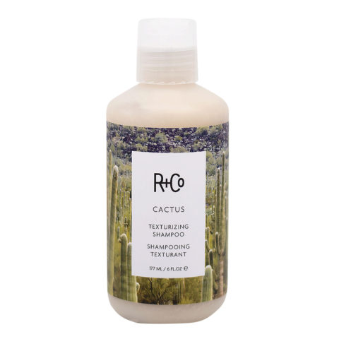 R   Co Cactus Shampooing Volumisant Cheveux Fins 177ml