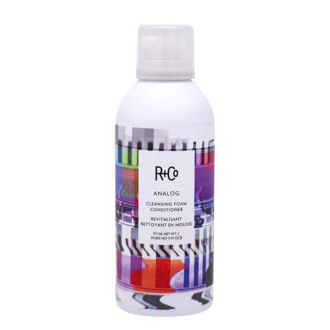 R   Co Analog Après-Shampooing in Mousse pour tous les types de cheveux 177 ml