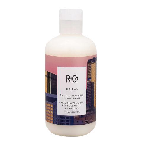 Après-Shampooing R Co Dallas pour les Cheveux Fragiles et Fins 241ml